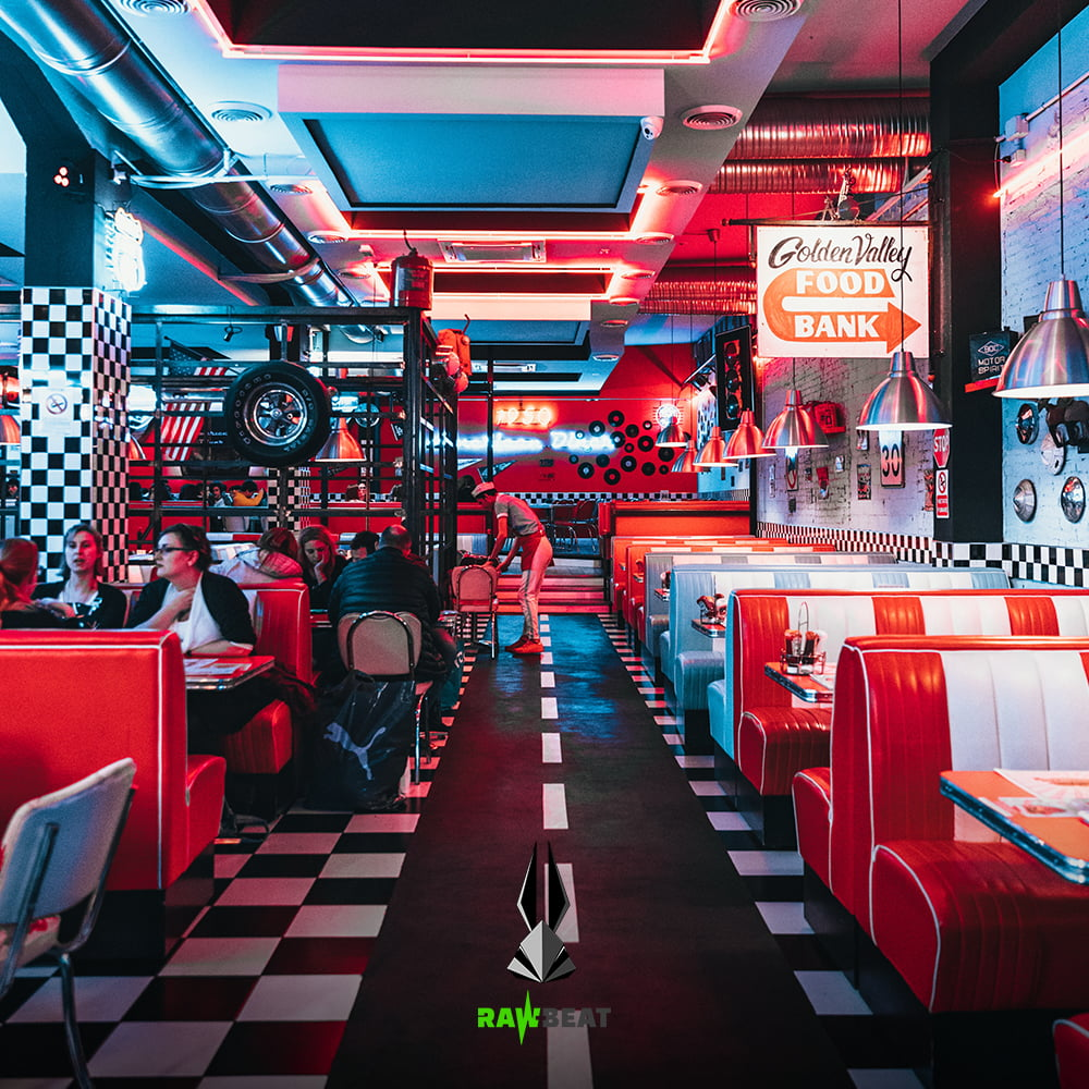 ALMOST A DINER